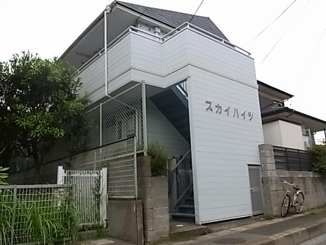 スカイハイツ(富士見)外観写真