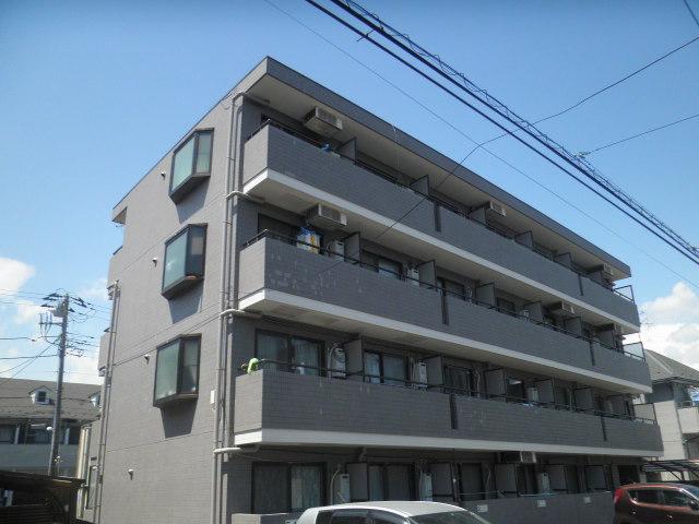 堀江新井マンション外観写真