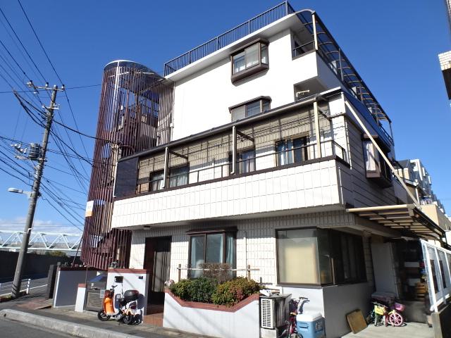 セゾンド富士見外観写真