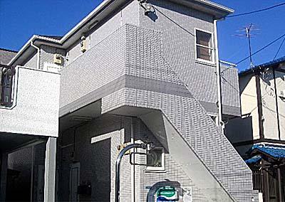 ローズアパートR67番館外観写真