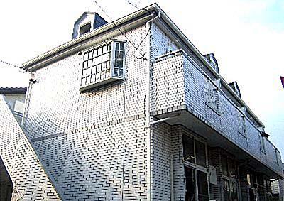 ローズアパートR38番館外観写真