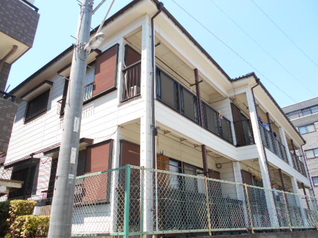 飯塚ハイツ外観写真