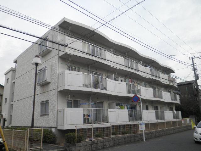 市川クローバーハイツ池田外観写真