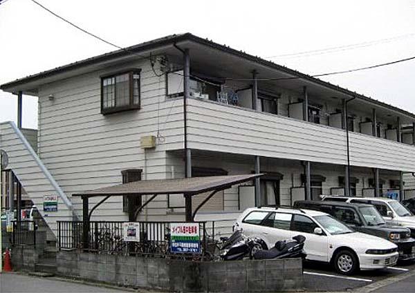 メイプル田中B外観写真