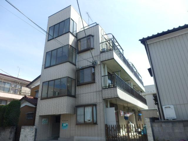 SHIBA MANOR HOUSE外観写真