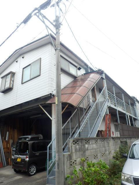 宮沢荘外観写真