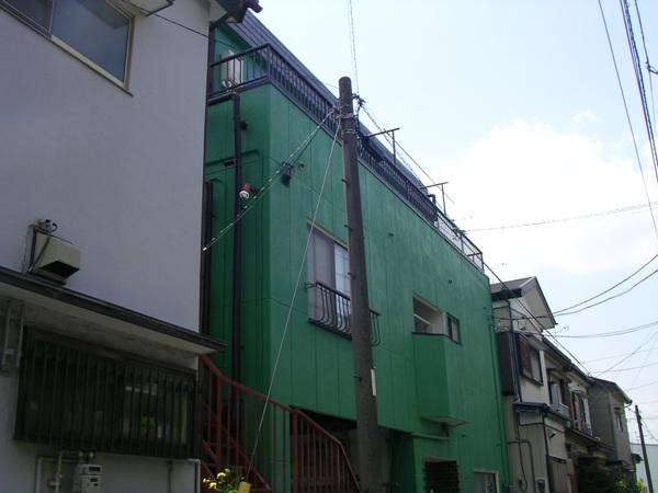 金井ハイツ外観写真
