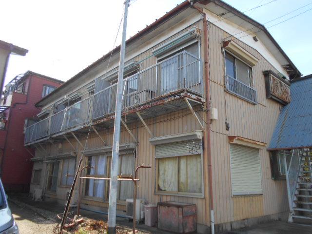 第2平田荘外観写真