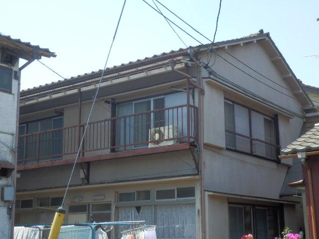 鈴亀荘外観写真