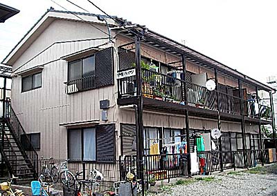 野島ハイツ外観写真