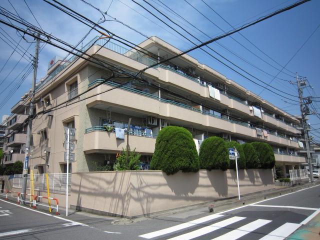 戸田グリーンマンション外観写真