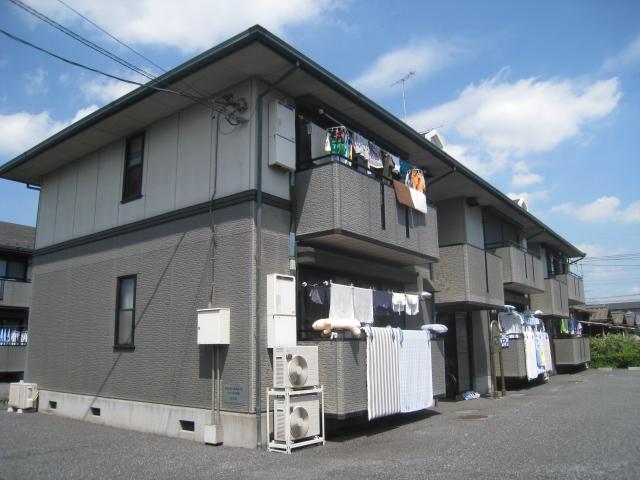 オイコス弐番館外観写真