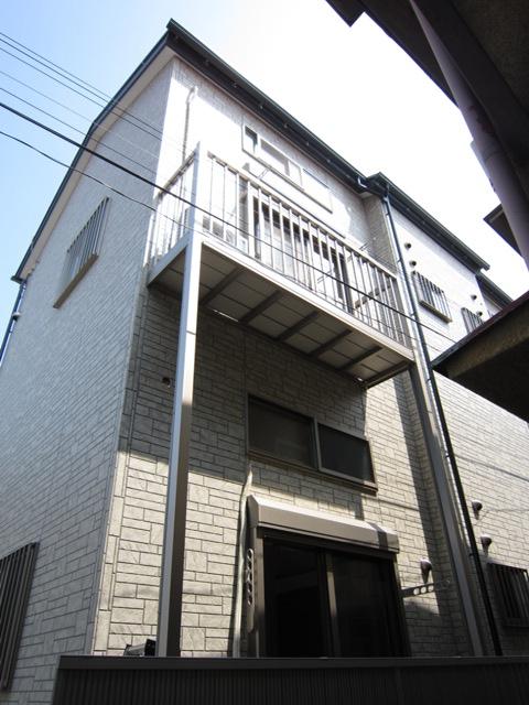 コンフォート樋ノ爪外観写真