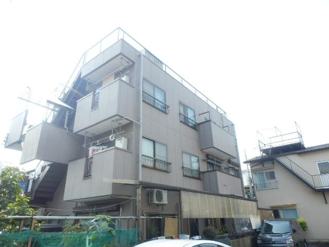 早川コーポ外観写真