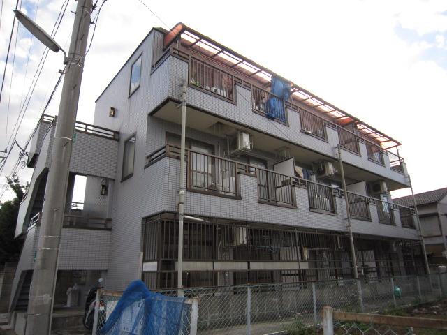 ウィスタリア塚越外観写真