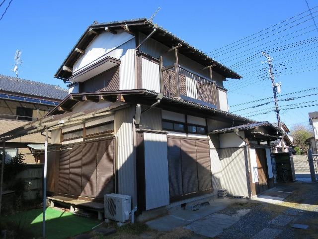 中仙道日本家屋貸家外観写真
