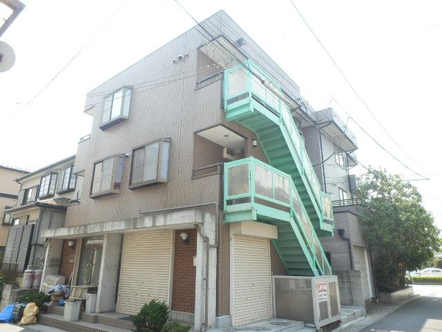 レインボー元井外観写真