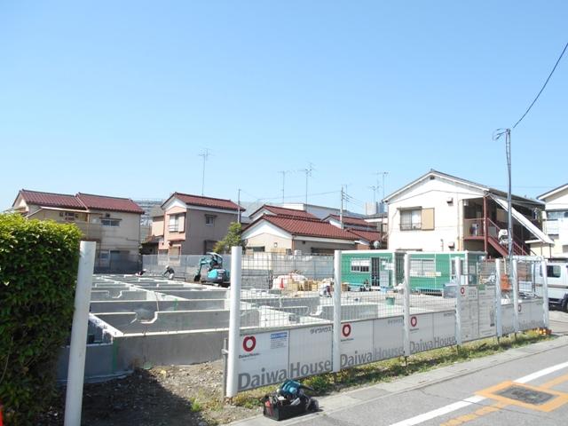 (仮)D-ROOM芝樋ノ爪2丁目外観写真