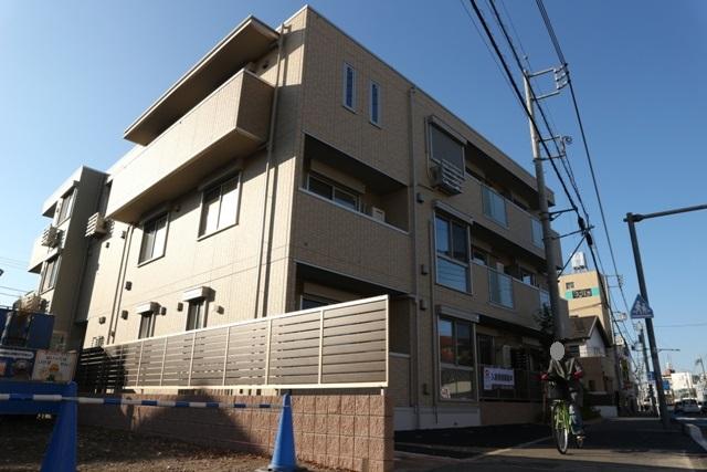 (仮)D-room芝中田2丁目外観写真