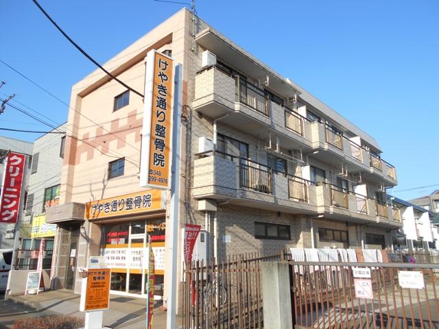 トレゾール東川口外観写真