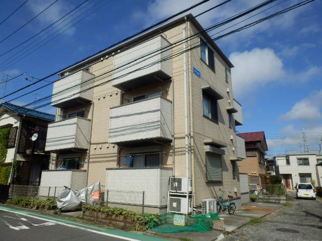 コモハイツ町田外観写真