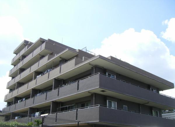 日神パレステージ鶴川外観写真