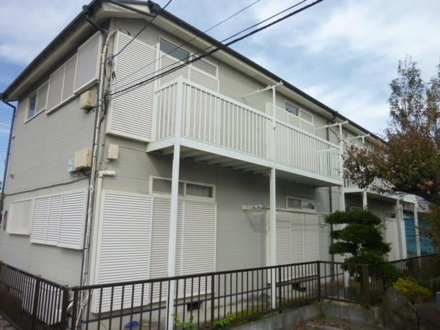 鹿島台コーポⅢ外観写真
