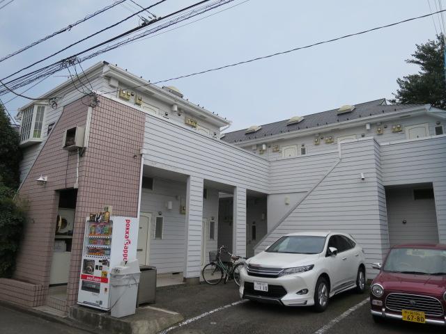 ファインコート町田外観写真