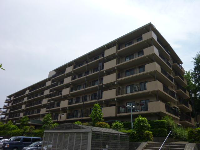 モアクレスト玉川学園2番館外観写真