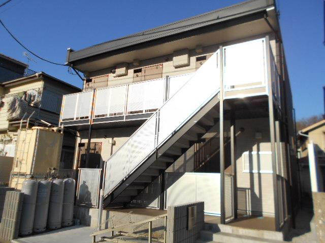 リブリ・リバーサイド町田外観写真