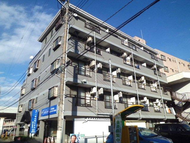 ラフィーヌ・池田5番館外観写真