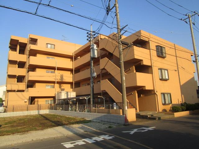 第五千代田マンション外観写真