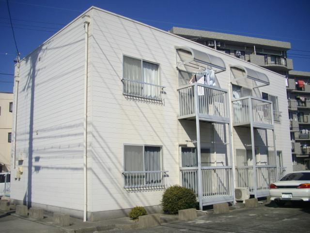 古川グリーンアベニュー C外観写真