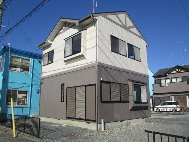 飯田町一戸建て外観写真