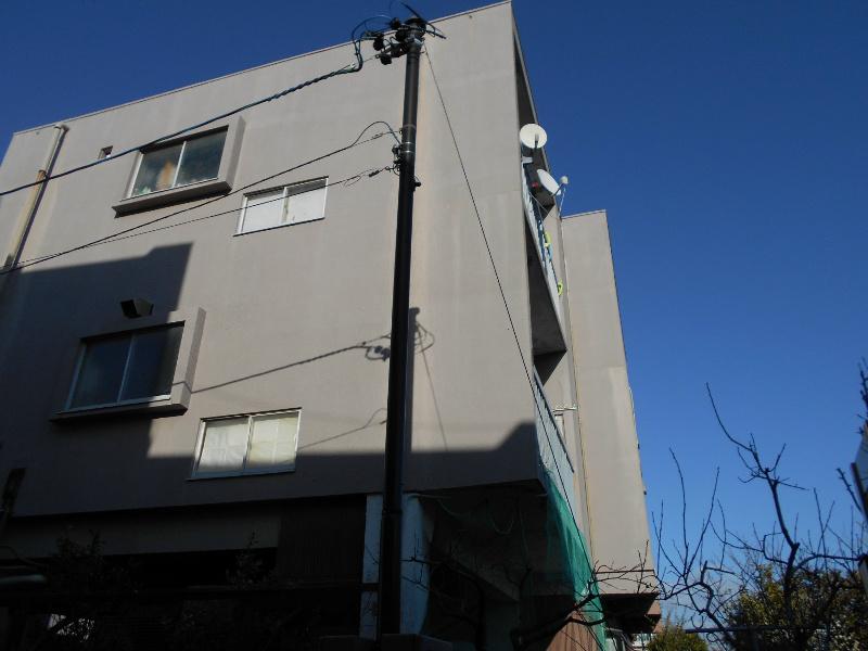 富士マンションS棟外観写真