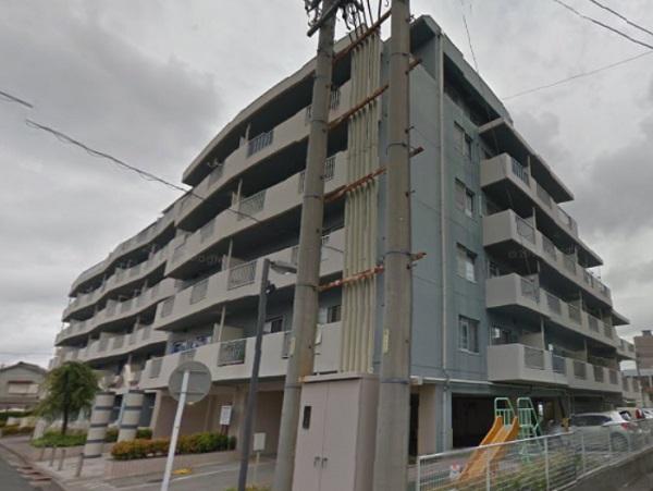 ニューライフ浜松Ⅱ壱番館外観写真