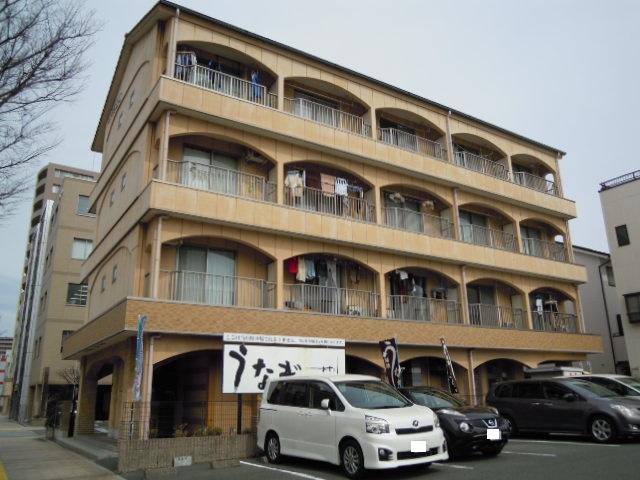 ヴィラ東田町外観写真