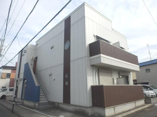 クレフラスト浅田町外観写真