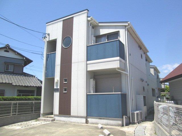 クレフラスト和田町外観写真