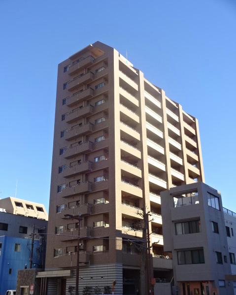 サーパス浜松駅前外観写真