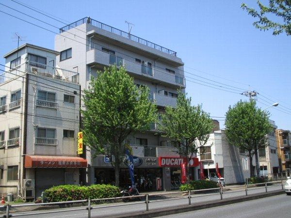 オカベ荻窪マンション外観写真