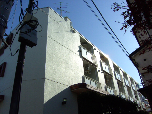 コーラルパレス外観写真