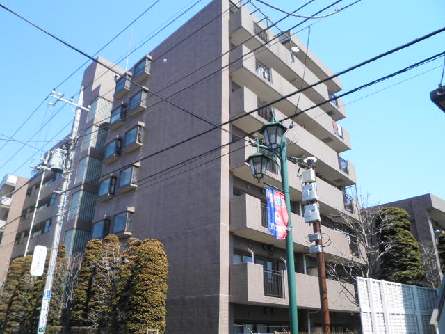 上井草グリーンハイツ5外観写真