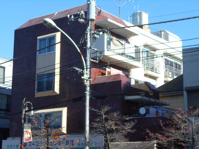 坂上屋ビル外観写真