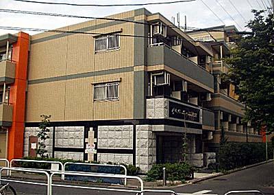 ガーラプレイス八幡山弐番館外観写真