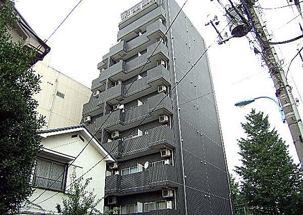 ジュエル荻窪弐番館外観写真