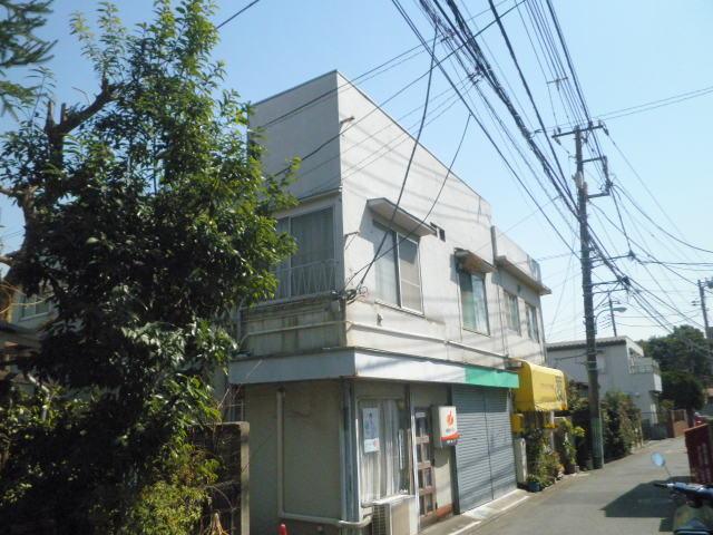 安田荘外観写真