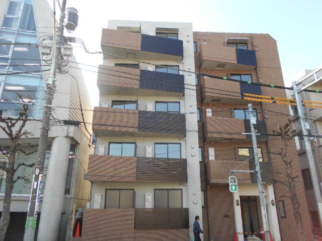 南荻窪YKマンション外観写真