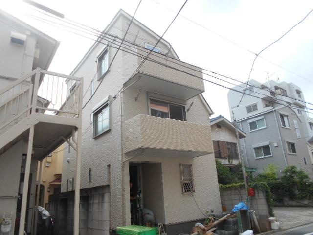 荻窪北戸建計画外観写真