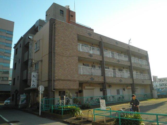 鶴岡マンション(登戸)外観写真